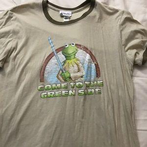 Unisex Disney Parks Kermit Tshirt size L